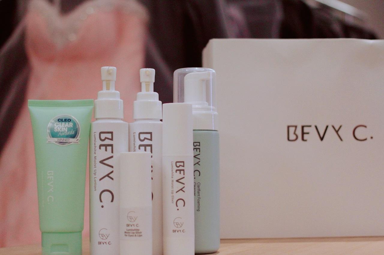 bevyc,妝前保養,妝前保濕,妝前打底,伊勢丹百貨,脫妝,出油,持妝,卡粉,反黑