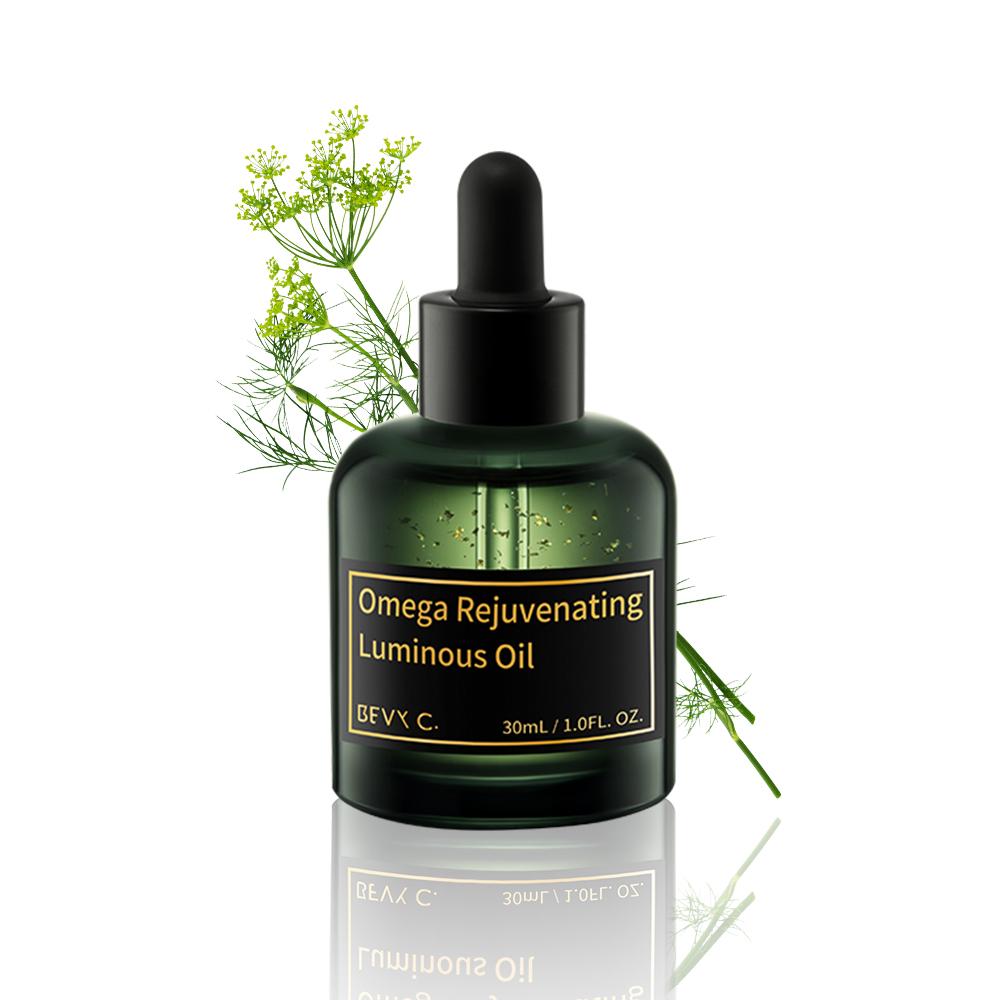 Omega賦活能量精華油與海茴香植萃