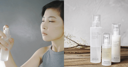 BEVY C.噴霧型油脂平衡調理系列的化妝水